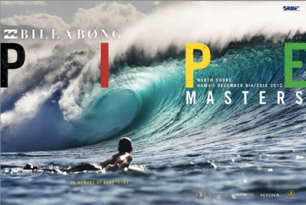 billabong pipemasters 2012